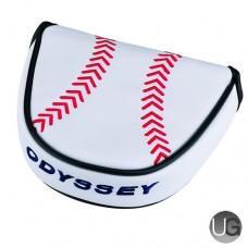 Odyssey Baseball Mallet Putter Headcover