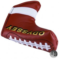 Odyssey Football Blade Putter Headcover.