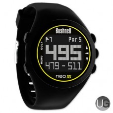 Bushnell Neo XS GPS Watch (Black/Silver)