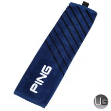 Ping Tri-Fold Golf Towel
