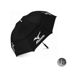 Mizuno Twin Canopy Golf Umbrella (Black)