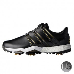 Adidas Powerband Boa Boost (Black, Gold and White)