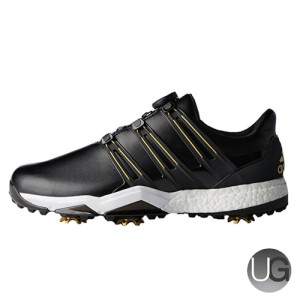 Adidas Powerband Boa Boost (Black/Gold/White)
