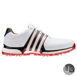 Adidas Golf Tour 360 XT Golf Shoes (White/Black/Red)