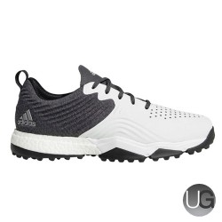 Adidas Golf Adipower 4Orged S Shoes (White/Black)