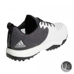 Adidas Adipower 4Orged S Shoes (White and Black)