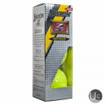 Srixon Z Star XV Golf Balls Yellow