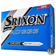 Srixon AD333 Golf Balls 1 Dozen