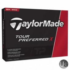 TaylorMade 2016 Tour Preferred X Golf Balls (1Dozen)