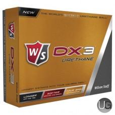 Wilson Staff DX3 Urethane Golf Balls