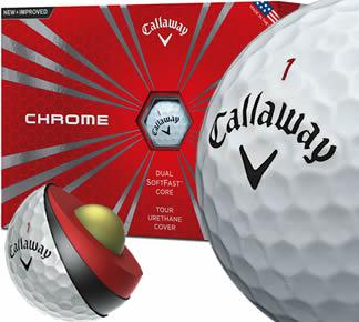 Callaway Chrome Soft Special