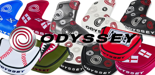Odyssey Putter Covers