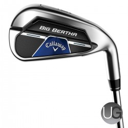 Callaway Golf Big Bertha B21 Steel Irons