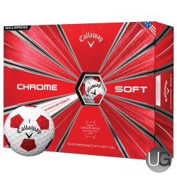 Callaway Golf Chrome Soft Truvis 12 Ball Pack