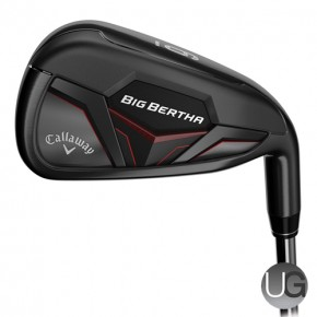 Callaway Golf Big Bertha 19 Graphite Ladies Irons