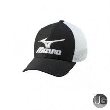 Mizuno Phantom Cap (Black/White)