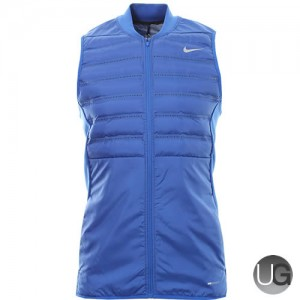 Nike Aeroloft Golf Vest (Body Warmer) Blue