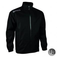 Sunderland Vancouver Waterproof Golf Jacket (Black)