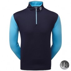 FootJoy Double Layer Contrast Chill-Out (Navy Sky Blue White)