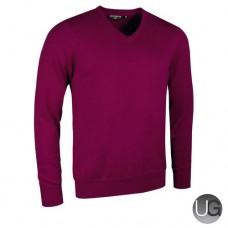 Glenmuir Eden Sweater - Bordeaux