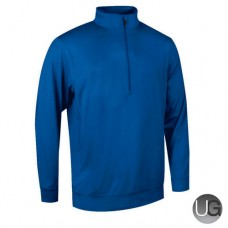 Glenmuir Lucas Mid Layer Pullover (Ascot Blue)
