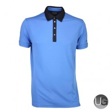 Galvin Green Major Golf Shirt (Imperial Blue)