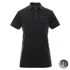 Galvin Green Mills Golf Shirt (Black)
