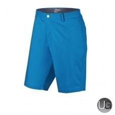 Nike Modern Fit Washed Golf Shorts (Omega Blue)