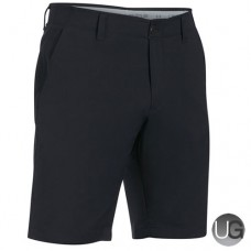 Under Armour Mens Match Play Taper Shorts - Black