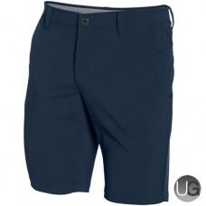 Under Armour Mens Match Play Taper Shorts - Academy