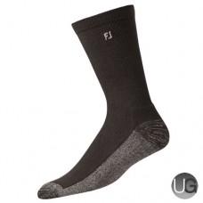 FootJoy ProDry Crew Socks - Charcoal