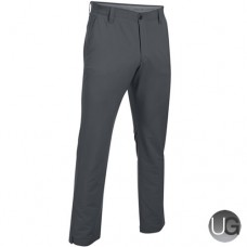 Under Armour Mens Matchplay Tapered Golf Trousers - Rhino Gray