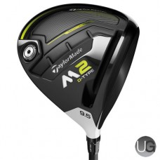 TaylorMade 2017 M2 D-Type Draw Golf Driver