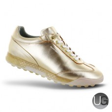 Duca Del Cosma Ladies Marquessa Golf Shoes - Gold