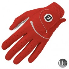 FootJoy Ladies Spectrum Golf Glove (Red)