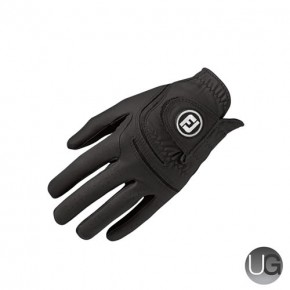 FootJoy Ladies Weathersof Golf Glove (Black)