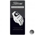 Titleist Players Flex Golf Glove (Pack View)