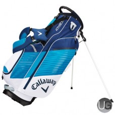 Callaway 2017 Chev Golf Stand Bag White Teal Navy
