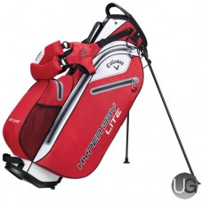 Callaway 2017 Hyper Dry Lite Golf Stand Bag Red White Black