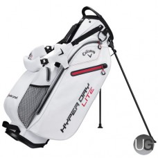 Callaway 2017 Hyper Dry Lite Golf Stand Bag White Black Red