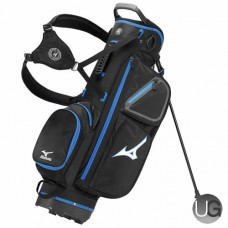 Mizuno Golf Elite Stand Bag (Black)