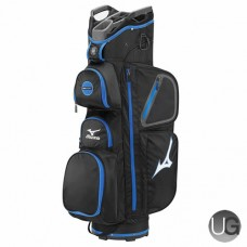 Mizuno Elite Cart Bag (Black)