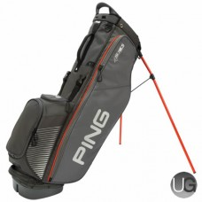 PING 4 Series Stand Bag (Grey/Orange)