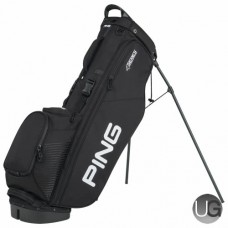 PING 4 Series Stand Bag (Black)
