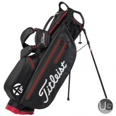Titleist 4UP StaDry Waterproof Golf Stand Bag Black Red