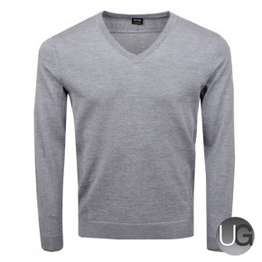 Hugo Boss Vasco Pro Grey Melange - SS19