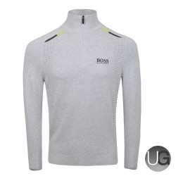 Hugo Boss Zelchior Pro Light Grey Melange - SS19