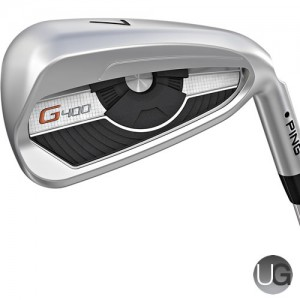 Ping G400 Golf Irons (Steel)