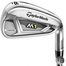 TaylorMade M1 Irons (Graphite Shaft)