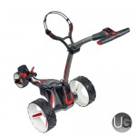 Motocaddy M1 DHC Electric Trolley (Graphite)
